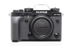 Used Fujifilm X-T3 Camera Body (Act.4811) (Boxed, SH34486)