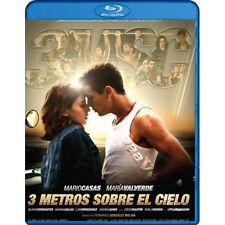Three Steps Above Heaven NEW PAL Arthouse Blu-Ray Disc Fernando G. Molina Spain