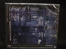 GEIST OF TRINITY Chains JAPAN CD Inhale Serenity In Murder Japan Melodic Death