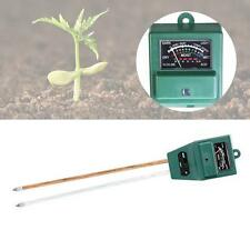 3 in 1 PH Tester Soil Water Moisture Light Test Meter for Garden Plant Flower BF