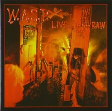 CD - W.A.S.P. - Live... In The Raw - #A1836