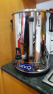 Birko 20lt commercial grade Hot Water Urn latest edition