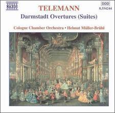Telemann: Darmstadt Overtures (Suites), New Music