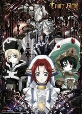 *NEW* Trinity Blood: Ion Seth Esther Wall Scroll by GE Animation