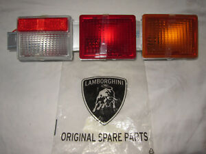 Lamborghini Countach genuine tail light right NOS