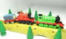Thomas Train Engine Railway Take N' Play Along Lot James Henry Troublesome Truck