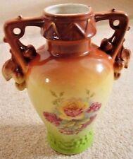 Autriche porcelaine Handled vase