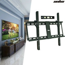 """Premium Large Tilting TV Wall Mount Bracket Fixed Low Profile Fit 32-85"""" 132 lbs"""