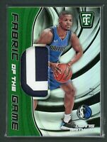 2017-18 DENNIS SMITH JR 3/5 PATCH PANINI TOTALLY CERTIFIED ROOKIE RC