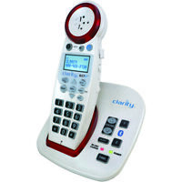 Clarity Xlc7Bt Bluetooth Amplified Phone 50Db Home And Cell Calls