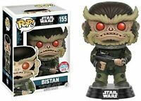 FUNKO POP! STAR WARS ROGUE ONE BISTAN 155 NUOVO VINYL FIGURE COLLEZIONE LIMITED