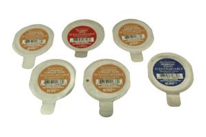 x6 Bath & Body Works Cinnamon Caramel Swirl Apple Scentportable Refills Discs