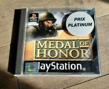MEDAL OF HONOR - SONY PLAYSTATION - PAL / EUROPE - COMPLETE!