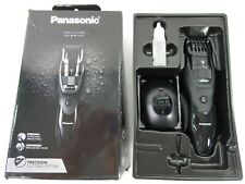 Panasonic Cordless Men's Beard Hair Trimmer Wet Dry Mustache Recharge ER-GB42-K