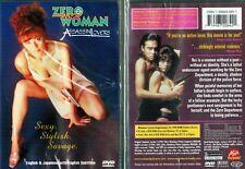Zero Woman Assassin Lovers New Erotic DVD Shock Asia Pulp Cinema Kumiko Takeda