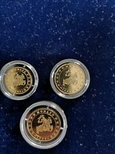 Lot 10 Cent 20 Cent Et 50 Cent Monaco 2004