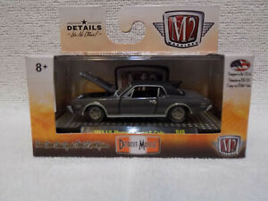 M2 Machines Chase 1968 1/2 Mercury Cougar R-Code R48 1 of 750