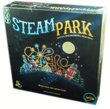 Iello Games, Steam Park board game, new and Sealed