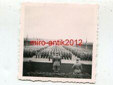Foto, Ansprache, Reichsarbeitsdienstlager, RAD-Abt. 7/230 Bad Blankenburg (012)