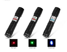 Ultrafire MINI Laser-Pointer GRÜN✔ ROT✔ BLAU✔ Qualität DE POST Präsentation