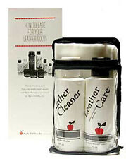 Apple Leather Care Kit-Leather Cleaner, Leather Conditioner, with Cleaning Cloth