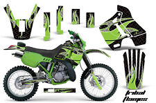 Kawasaki KDX200 Graphic Kit AMR Racing Bike Decal Sticker Part KDX 200 89-94 TF