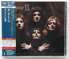 Queen , Queen II  ( SACD_SHM_JAPAN )