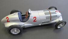 Mercedes W125 H.lang #2 Donington GP 1937 1 18 Model 114 CMC