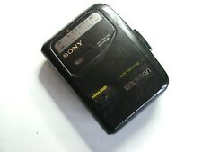 More details for sony walkman wm-fx313 cassette player with fm/am radio, headphones and batteries