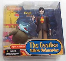 The Beatles Yellow Submarine Paul And Jeremy Action Figures   McFarlane Quality!