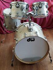 Dw Collectors Series Drums – Broken Glass – 4 Piece Set