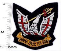 Honourable Artillery Company, Blazer Badge Wire Bullion, LI-EMB-0048