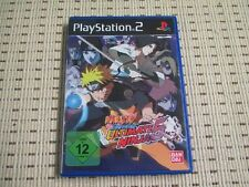 Naruto SHIPPUDEN ULTIMATE NINJA 5 per PlayStation 2 ps2 PS 2 * OVP *