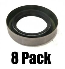 """(8) New GREASE SEALS Double Lip 1.719"""" x 2.565"""" 3500 lb Axle for National 473336"""