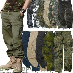 ARMY RANGERHOSE US CARGOHOSE BW FELDHOSE ARBEITSHOSE ARMEEHOSE ARMY HOSE XS-7XL