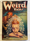 Weird Tales Nov 1937 Science Fiction Magazine Pulp Digest Series Vol 30 No.5