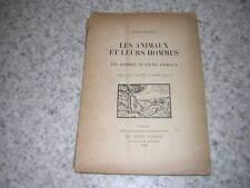 1920.les animaux et leurs hommes / Paul Eluard.envoi autographe