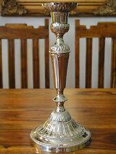 Deko-Kerzenleuchter im Antik-Stil mit Stab- & Tafelkerze