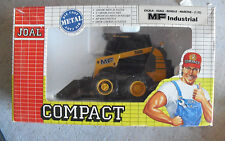 Vintage 1980s Joal Diecast 1/32 MF Industrial 516 Scat Loader NIB 192