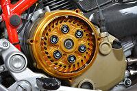Kbike carter frizione oro per Ducati - clutch cover gold for Ducati
