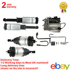 5PC Air Suspension Struts+Compressor Land Rover Discovery 3 4 Range Rover Sport
