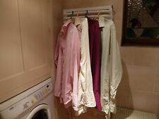 Charles Tyrwhitt x 4 Shirts ~ Formal with Double Cuffs   [Lot 2]