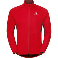 Odlo Softshell-Jacket AEOLUS Men | 612432-30441 fiery red/syrah