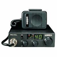 Uniden Pro510xl Cb Radio,Compact,Black
