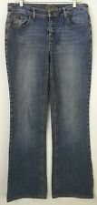 ESPRIT ladies size 12 jeans blue stretch denim