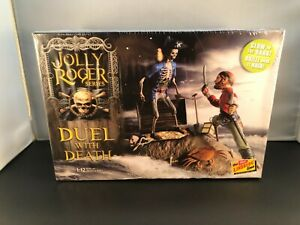 Lindberg Jolly Roger Series Duel with Death 1/12 Model Kit NEW SEALED
