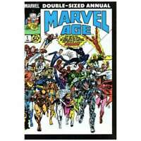 Marvel Age Annual #1 in Very Fine condition. Marvel comics [*v9]