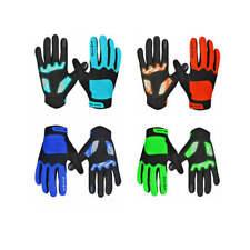 MTB Mountain Road Bike Bicycle Sport Full Finger Gloves GEL Padded Anti-slip New
