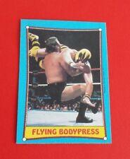 1987 Topps WWF Wrestling Killer Bee Card #47