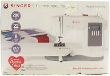 Singer 7640 Confidence Computerized 200-Stitch Sewing Machine